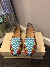 Sophia Webster Phoenix Zig Zag Chaussures 39.5 NEUF avec boite