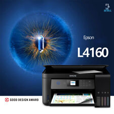Epson L4160 Wi-Fi Duplex All-in-One Ink Tank Printer Copy Scan