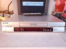VIDEOREGISTRATORE VHS PANASONIC NV-FJ623 6 TESTINE NUOVO EX DEMO NEGOZIO + TELEC