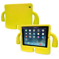 Cute Baby Kids Toddler Arms & Feet Shockproof Eva Foam Stand Case for Tablets Apple iPad Air Yellow