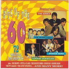 Hits Of The 60s ( Rare 4 CD Box ) Castle