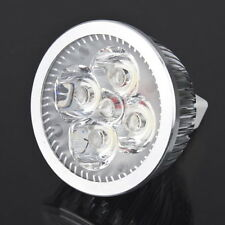 4 LED MR16 4W 12V warm White Spot Light Bulb Lamp Spotlight Focus Downlight GA