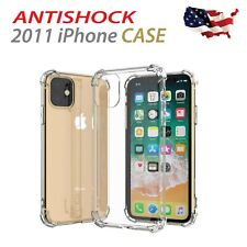 Clear TPU Gel protective phone case for iPhone 11 bumper protection phone case