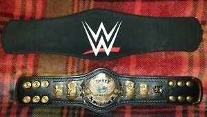 WWE Winged Eagle Championship Mini Belt And Bag