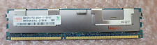 DELL HYNIX 8GB PC3-8500R DDR3-1066 REGISTERED ECC SERVER MEMORY HMT31GR7AFR4C-G7
