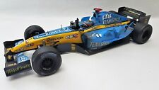 Hotwheels Renault R25 - Fernando Alonso 2005 Bahrain GP (100 Renault Wins)