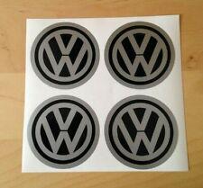 58 mm fits VOLKSWAGEN VW wheel STICKERS center badge centre trim cap hub alloy P