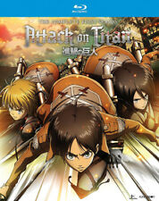 Attack On Titan: Complete Season One [New Blu-ray] Boxed Set