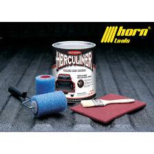 Herculiner 7m2 Kit schwarz Beschichtung für Ladefläche PU Laderaumbeschichtung L