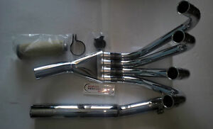 Fits Suzuki GS1000 Marving 4-1 'RACE' Full Exhaust system.
