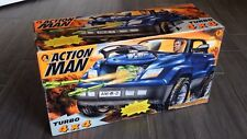 Hasbro Action Man RAID 4 x 4 4x4 con Personaggio incluso included Figure