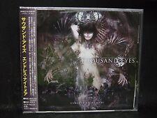 THOUSAND EYES Endless Nightmare JAPAN CD Dragon Guardian Dragon Eyes Volcano
