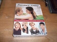 Dawson's Creek The Complete Second Season 2 (DVD 2003 4-Disc Set) Drama Show NEW