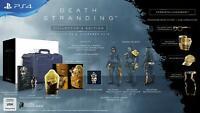 Death Stranding Collectors Edition Merchandising Figur Sammlung Fan - ohne Spiel