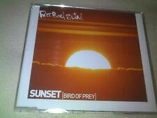 FATBOY SLIM - SUNSET (BIRD OF PREY) - UK CD SINGLE