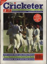 Cricketer Magazine (Wisden) - June 1991