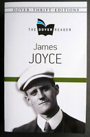 James JOYCE • The Dover Reader (Fine As New Unread Copy) • New 2015 • Paperback