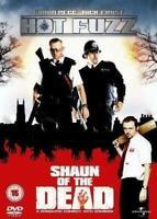 Hot Fuzz / Shaun Of The Dead (DVD, 2007 , 3-Disc Set)