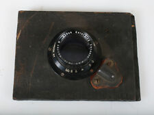 KODAK 7 1/2 INCH F/4.5 ENLARGING EKTANON LENS WITH MOUNTING BOARD