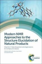 Applications of Modern NMR Approaches To The Structure Elucidation of Natural...