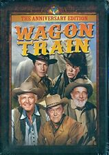 Wagon Train TV Western DVD Set Anniversary Edition 20 Episodes 1963 Old West