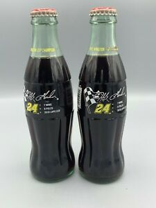 Jeff Gordon Coke Bottle 1995 Winston Cup Champion