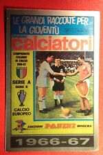 FIGURINA PANINI CALCIATORI 1985/86 1985 1986 N. 306 ALBUM 1966-67 NEW!!