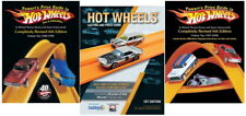 Tomart's Hot Wheels Price Guides 6th Ed. Vol. 1 & 2  Plus 2017 HW Casting Guide