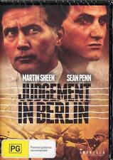 JUDGEMENT IN BERLIN - MARTIN SHEEN - NEW REGION 4 DVD FREE LOCAL POST