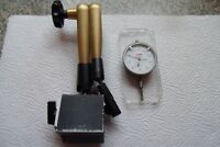 Magnet-messstativ mit Messuhr Messuhrhalter mit Zentralklemmung!