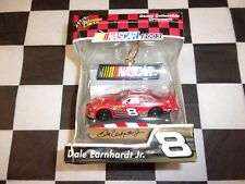Dale Earnhardt Jr #8 NASCAR Christmas Collectible Ornament New Car & Stand 2003
