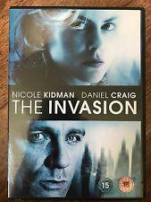 Nicole Kidman Daniel Craig THE INVASION ~ 2007 Body Snatchers Horror | UK DVD