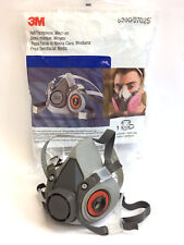 3M Medium Half Facepiece Respirator Mask 6200 07025