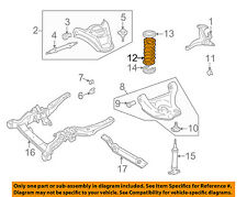 GM OEM Front Suspension-Spring 15058529