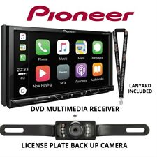 "Pioneer Avh-2300Nex 7"" Dvd Receiver Apple CarPlay Bluetooth & Backup Camera R/B"