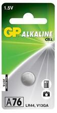 Alkaline LR44 1.5 V Single Use Batteries
