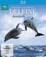 DAVID TENNANT - DELFINE HAUTNAH  BLU-RAY NEU