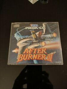 After Burner 3 Sega Mega Cd