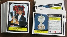 1991-1992 Score #319 Ray Bourque (Bruins) Norris Trophy (LOT of 81 Cards!)