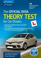 Driving License Theory Test Book for Car Drivers, DVSA Official 2018 theorybook