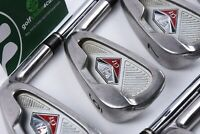 WILSON STAFF Ci7 IRONS / 5-SW + GW / REGULAR FLEX TX-105 SHAFTS / WIICi7012