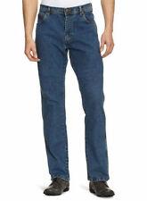 Wrangler Cotton Classic Fit, Straight Jeans for Men