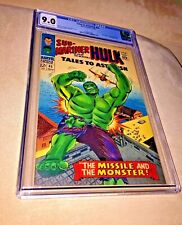 Tales to Astonish #85, CGC 9.0, Off-White to White Pages