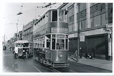 Transport Essex SOUTHEND Tram #58 c1930/50s? Photograph Omnibus Society