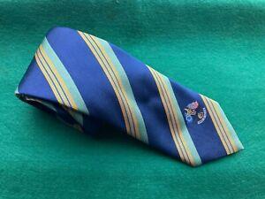 Ryder Cup K Club Golf Oscar Jacobson Silk Tie