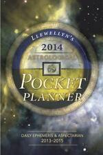 Llewellyn's 2014 Astrological Pocket Planner: Daily Ephemeris & Aspectarian 2013