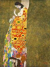 Cultural Gustav Klimt esperanza Abstracto secesión simbolismo de arte cartel impresión bb653a