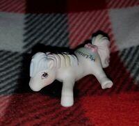 "Rare My Little Pony ""First Born"" Porcelain Figurine Ceramic 'Extra Special' 1985"