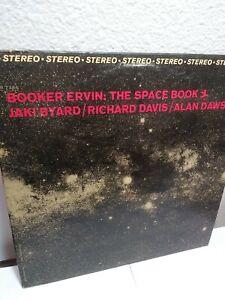 Booker Ervin - The Space Book - Prestige PR 7386 Mono LP MR 41
