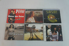 6 Maxi CD`s - Popsongs von Melanie C, Cher, Wolfgang Petry and more (Bluebox)